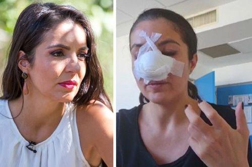 Femeia suspectată că a agresat-o pe Cristina Joia, designer în emisiunea