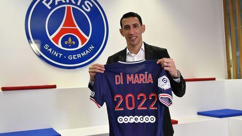 Di Maria, înlocuit în timpul meciului cu FC Nantes pentru că în locuinţa lui avea loc o spargere cu sechestrare de persoane