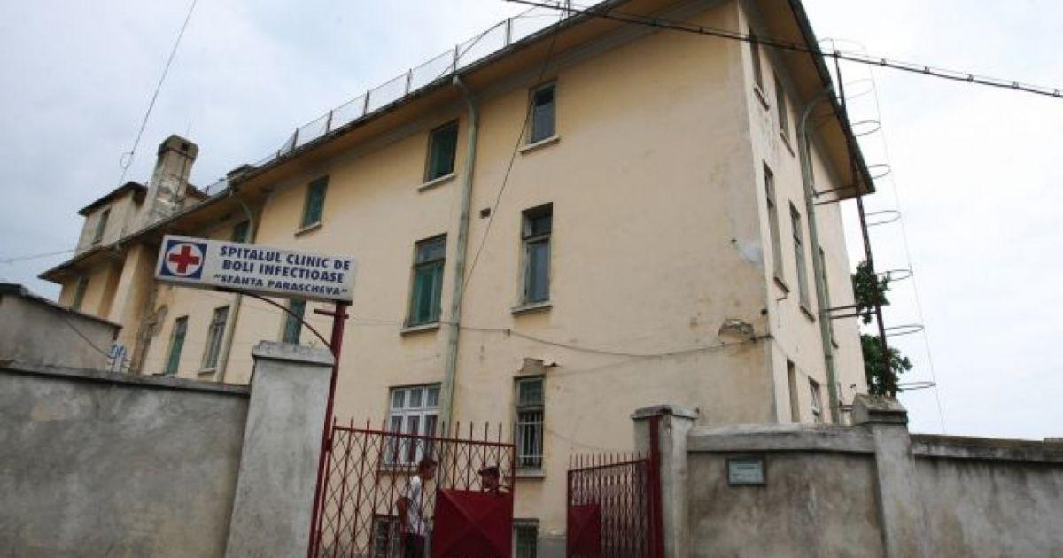 Iași: Un bolnav de COVID-19 a fugit din spitalul de boli infecțioase