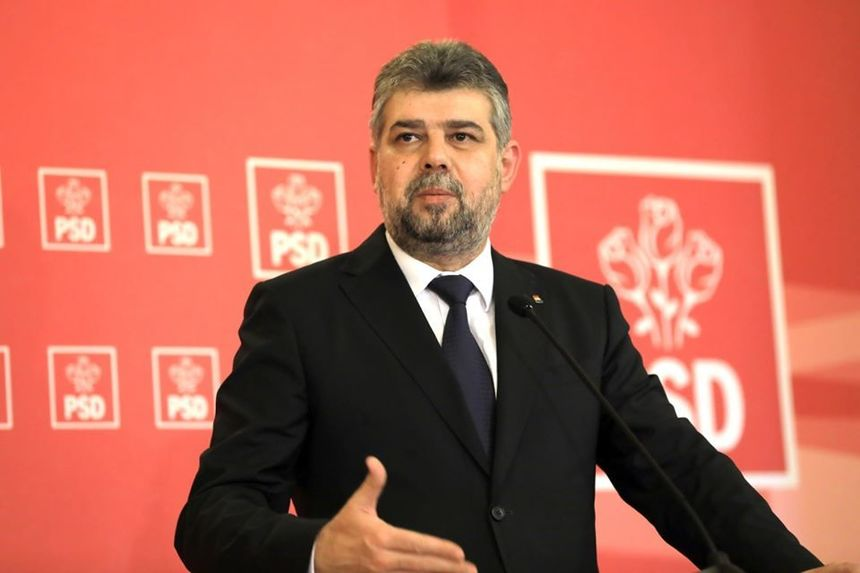Ciolacu cere premierului şi ministrului Justiţiei să participe, urgent, la dezbaterea din Senat a proiectului de lege privind carantina şi izolarea