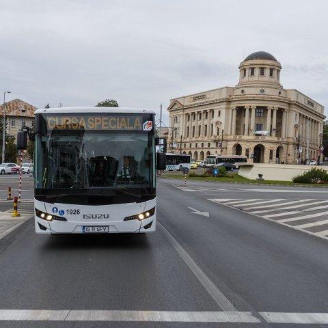 Transport gratuit pentru elevi. Diferență între cei de la oraș și cei de la țară