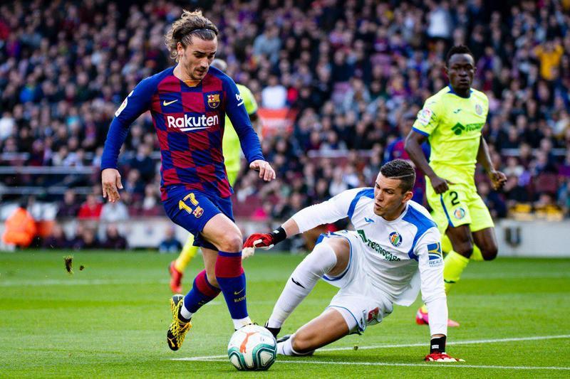 VIDEO Barcelona, succes la limită cu Getafe pe Camp Nou