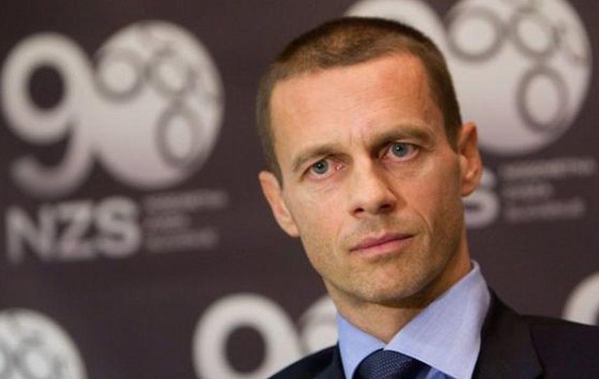 Preşedintele UEFA: Fotbalul nu s-a schimbat nici după primul şi nici după al doilea război mondial şi nu se va schimba nici acum din cauza unui virus