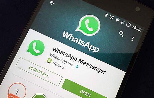 HomeEconomicIndia a cerut WhatsApp să retragă modificările aduse politicii de confidenţialitate a datelor utilizatorilor, anunţate în această lună India a cerut WhatsApp să retragă modificările aduse politicii de confidenţialitate a datelor utilizatorilor