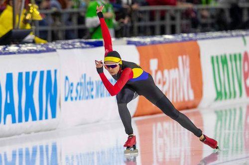 CHESTIONAR NEWS.RO - Patinatoarea de viteză Mihaela Hogaş: 2020 a fost o provocare pentru toată lumea. Am făcut peste 150 de antrenamente în casă