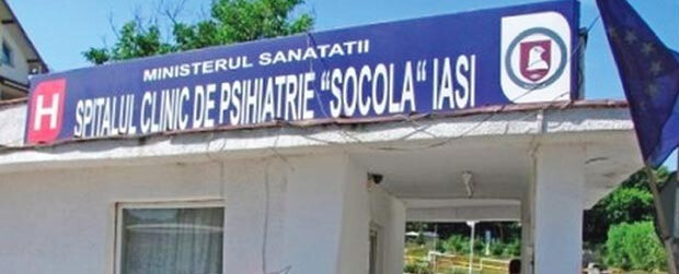 Covid la Spitalul de Psihiatrie Socola