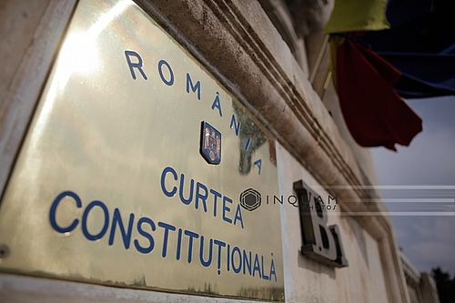 CCR discută joi sesizările ICCJ, a Guvernului şi Avocatului Poporului cu privire la legea prin care evazioniştii scapă doar cu amendă dacă achită integral prejudiciul