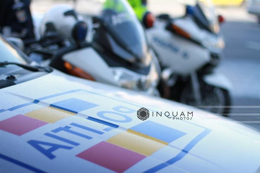 Zeci de poliţişti din Capitală sunt în izolare după ce la o secţie de poliţie şi la structura de Acţiuni speciale au fost confirmate cazuri de COVID-19