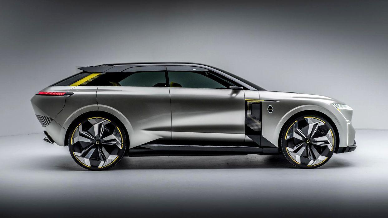 Renault Morphoz – Cum vor arăta modelele francezilor în viitor?