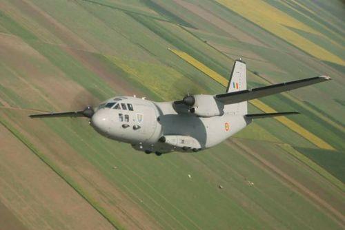 MApN: O aeronavă Spartan efectuează sâmbătă o misiune umanitară către Austria şi Germania pentru transportarea a trei pacienţi care prezintă arsuri