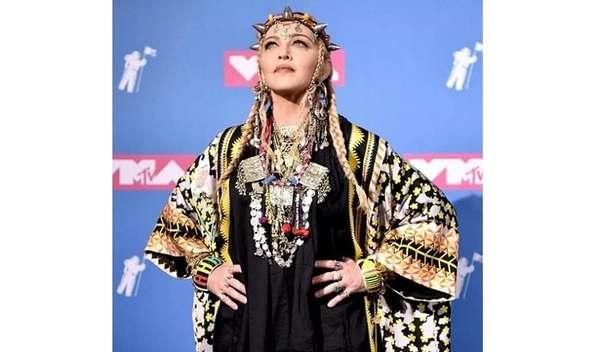 Madonna a dezvăluit că a fost amendată de Guvernul rus cu 1 milion de dolari pentru susţinerea drepturilor LGBTQ+