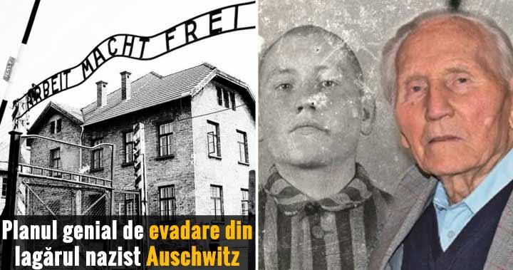 """Cum am evadat de la Auschwitz"". Povestea lui Kazimierz Piechowski"