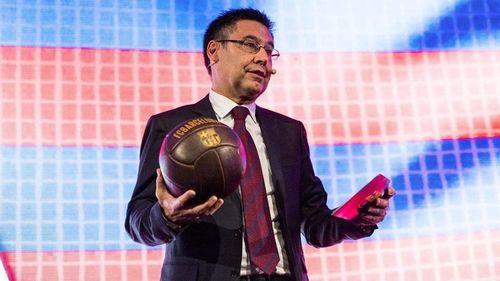 Josep Maria Bartomeu, fostul preşedinte al FC Barcelona, a fost reţinut