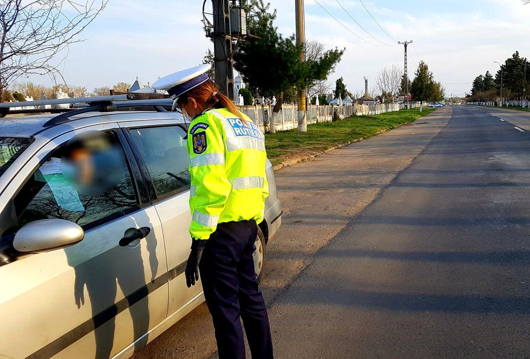 Filtre de poliție în București. Măsuri sporite în Săptămâna Mare
