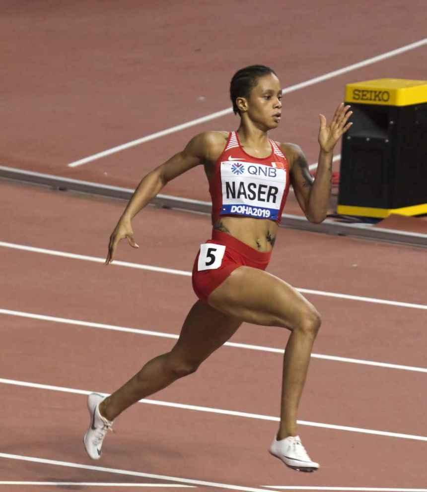 Salwa Eid Naser: Nu trişez. Este normal să ratezi trei controale antidoping