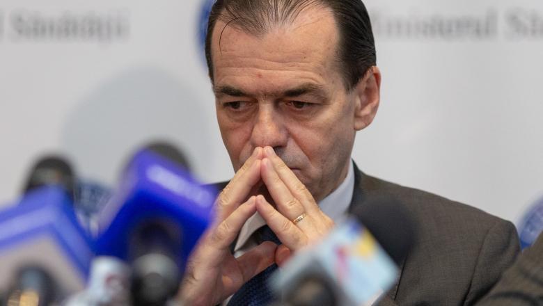 Majorarea salariilor, la mâna premierului Orban