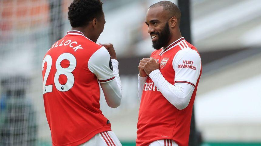 Arsenal Londra, scor 2-0 în deplasare cu Wolverhampton