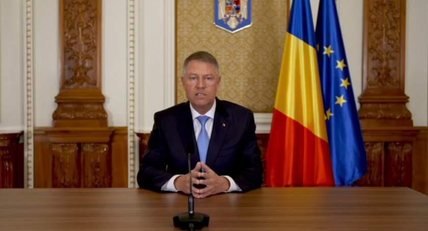 Klaus Iohannis, mesaj pentru români: