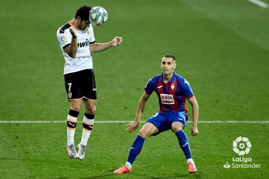Valencia a fost învinsă de Eibar, scor 1-0, în LaLiga