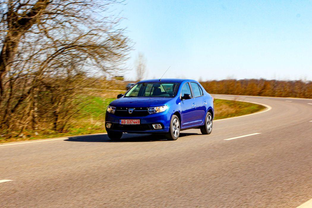 Test drive Dacia Logan TCe 100 GPL – Mașina românească orientată spre eficiență