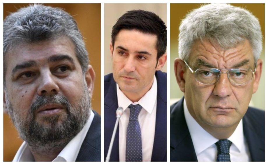 Luptă la cuţite pentru funcţii de conducere în PSD