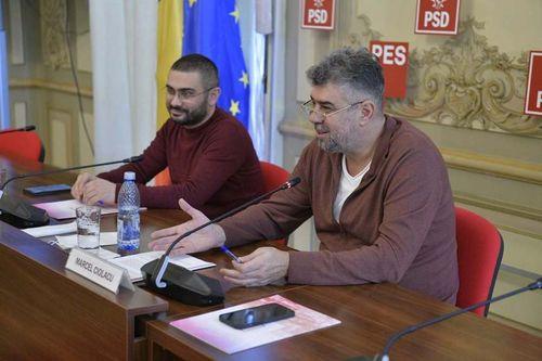 Marcel Ciolacu: Preocuparea pentru mediu trebuie să fie unul dintre obiectivele principale ale PSD