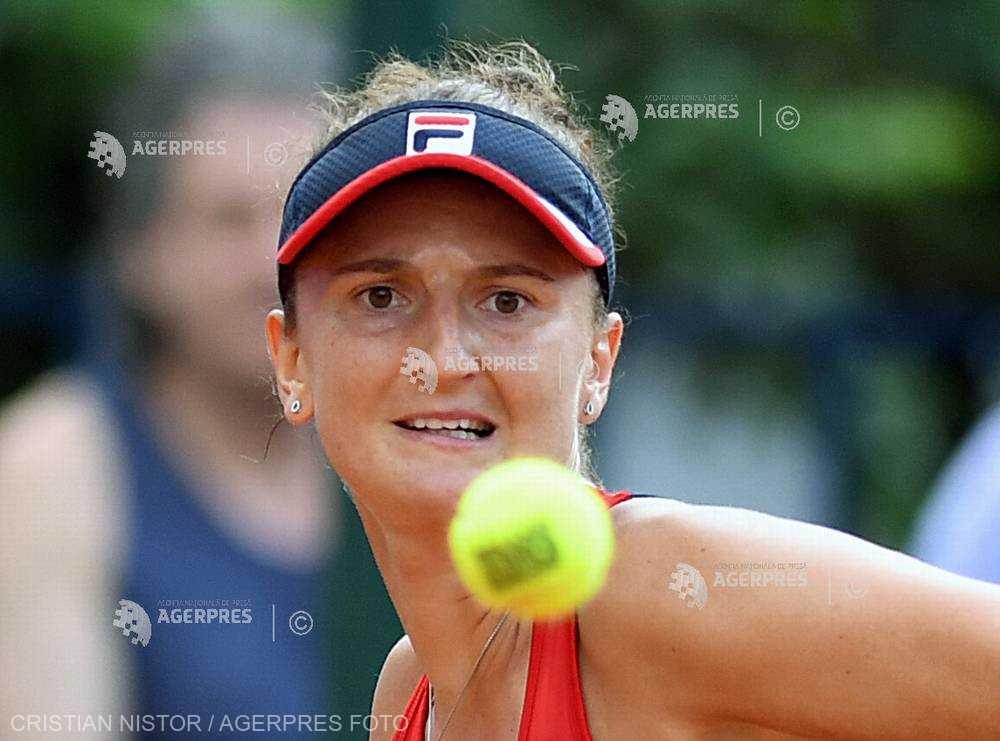 Irina Begu s-a calificat in sferturi la Praga
