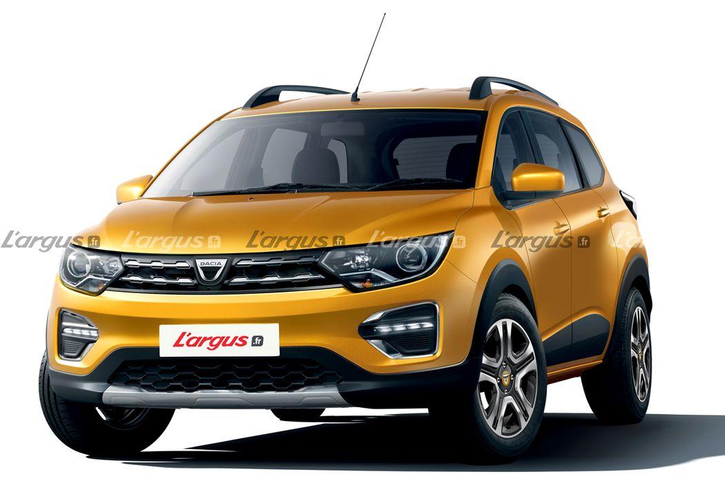 Cum va arăta modelul Dacia cu 7 locuri care va înlocui Lodgy