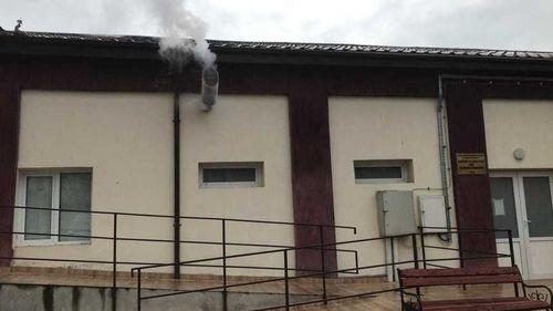Scurgeri de heliu în clădirea în care funcţionează aparatul RMN de la Spitalul Judeţean de Urgenţă Călăraşi
