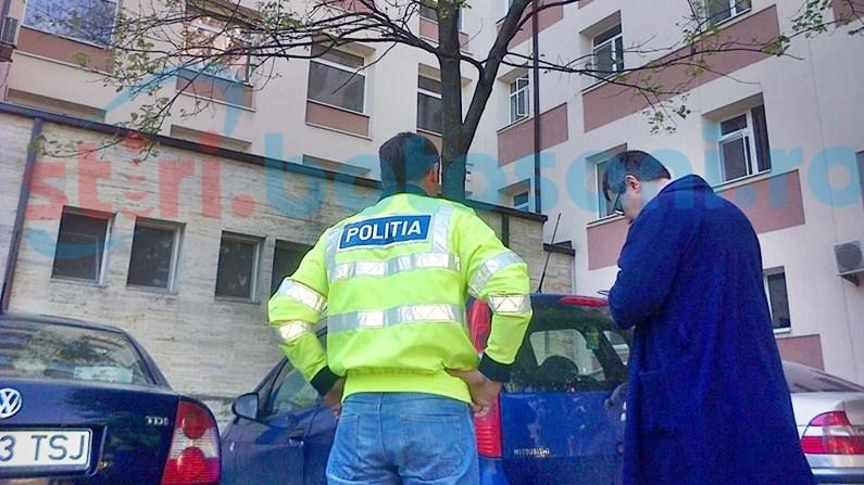 Azi-noapte: O femeie de 89 de ani a sărit în gol de la etajul al treilea al Spitalului Județean