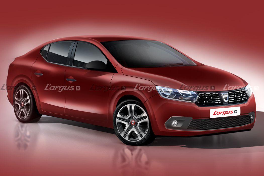 Cum va arăta viitoarea Dacia Logan care se va lansa anul viitor