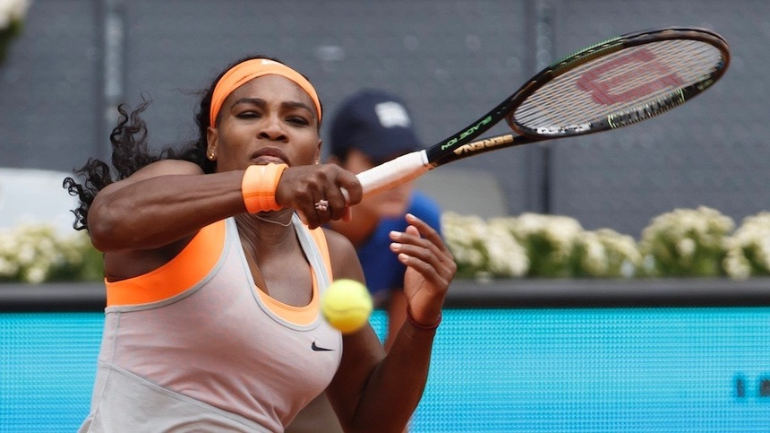 Serena Williams s-a calificat în turul doi la Roland Garros