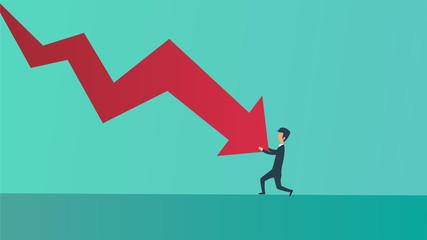 Raport BRD: România va înregistra în acest an o contracție economică de 3,9%, în scenariul de bază. În cel pesimist, contracția ar depăși 7%