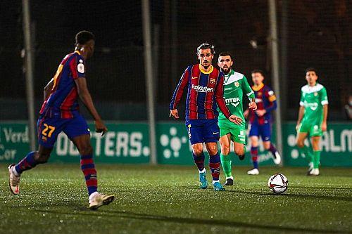 FC Barcelona în optimile Cupei Spaniei, după ce a ratat două penaltiuri şi a avut nevoie de prelungiri în 16-imi pentru a trece de echipa de liga a treia Cornella