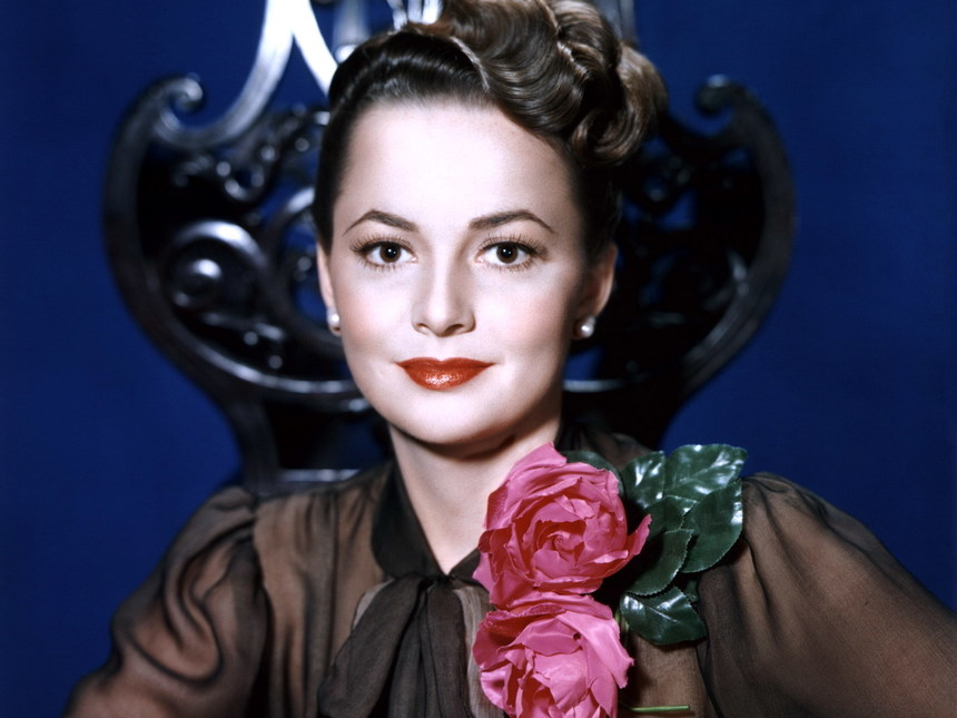 Actriţa Olivia de Havilland a murit la vârsta de 104 ani