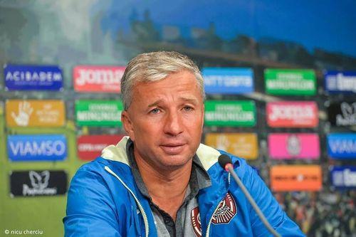 Patronul clubului CFR Cluj spune că Dan Petrescu nu va mai antrena echipa