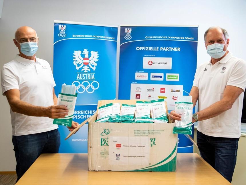 Cele şapte centre olimpice de pregătire din Austria, redeschise de luni; peste 600 de sportivi de elită reiau antrenamentele