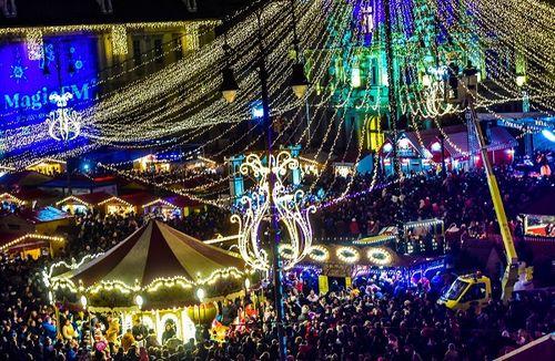 În plină pandemie, Sibiul organizează Târgul de Crăciun și în acest an. În toată Europa, târgurile de iarnă sunt anulate