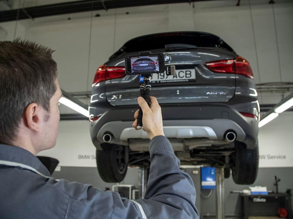 BMW extinde automat garanția mașinilor până la 31 mai