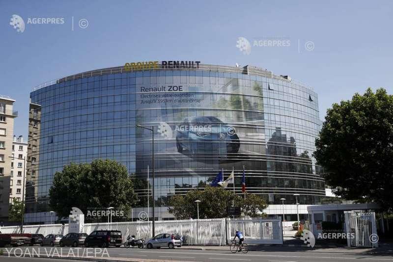 Renault avertizeaza ca ca va oferi o lovitura dd 3,7 miliarde  euro de pe urma pierderilor inregistrate de Nissan