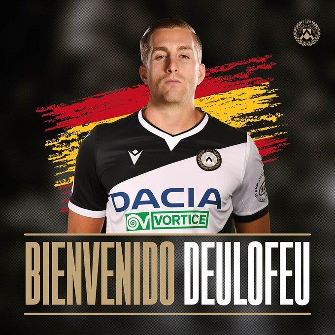 Gerard Deulofeu, fost jucător la FC Barcelona, împrumutat de Watford la Udinese